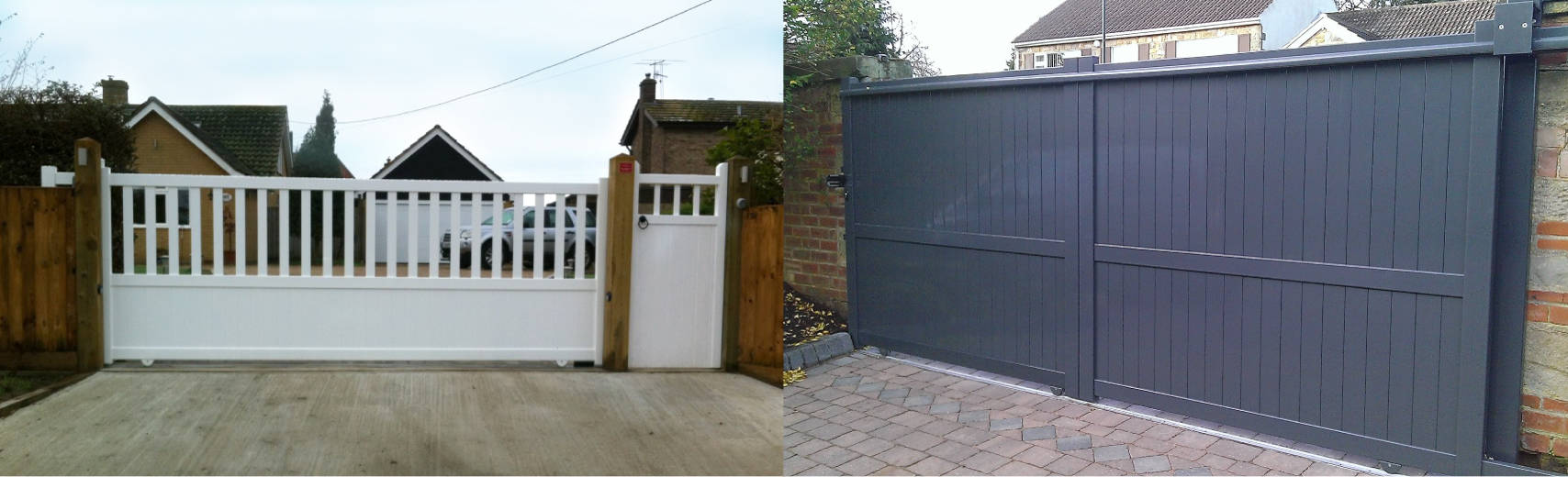 Residential Sliding Gates