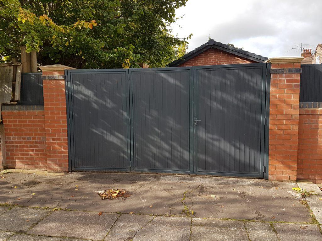 Composite Gate